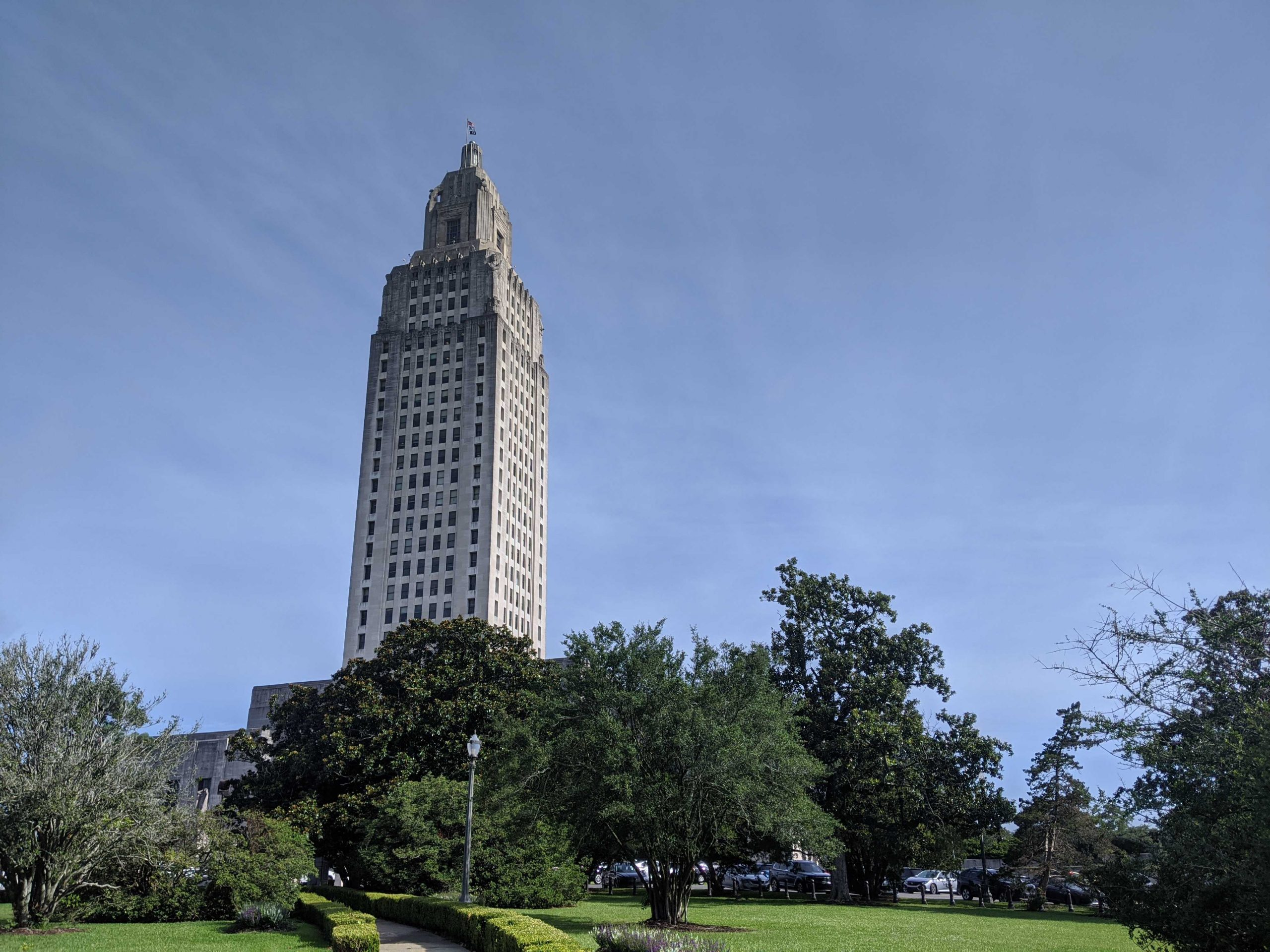 Louisiana Capitol Building