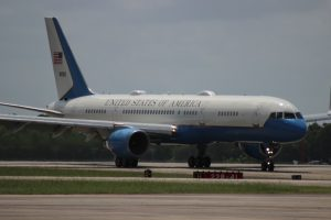 Vice President's Air Force Two
