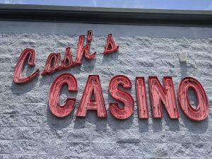 Cash's Casino in Port Allen, La.