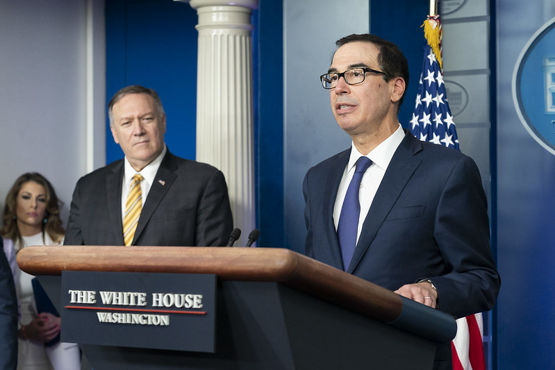White House would support additional cash to states in coronavirus relief deal