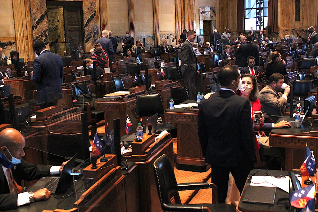 Tax-swap package now left to Louisiana voters