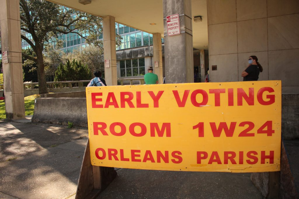 Early voting begins Friday for state Senate primary