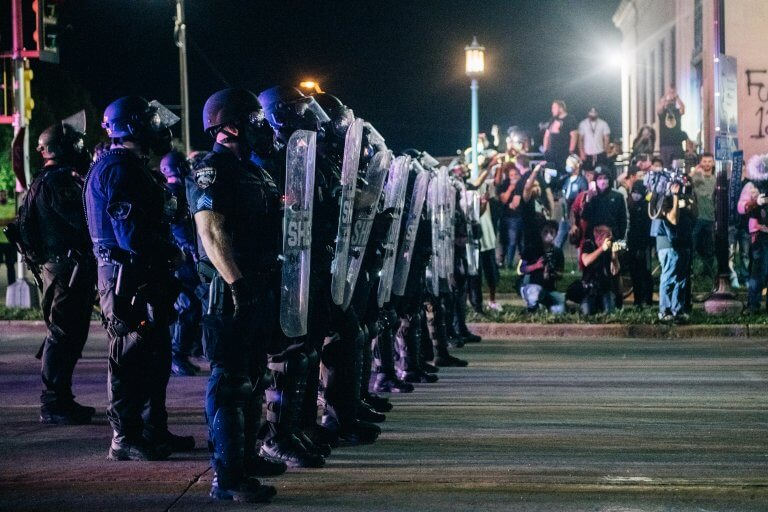 Senate committee waters down bill to preempt 'Defund the Police' Efforts