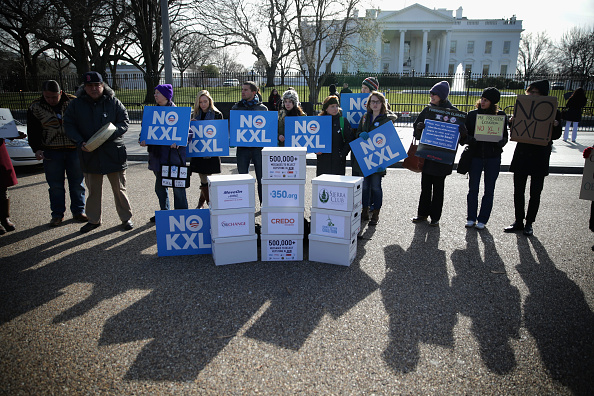Biden yanks Keystone XL permit in first-day order, citing climate change