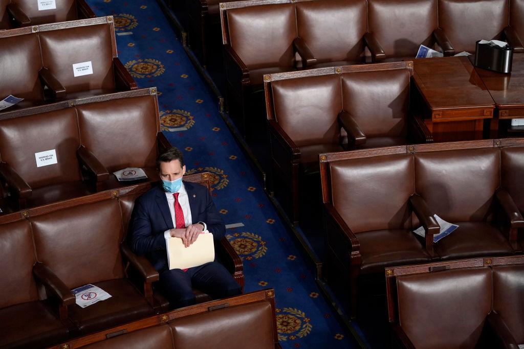 Missouri Republican to delay Senate confirmation of Biden's pick for Homeland Security