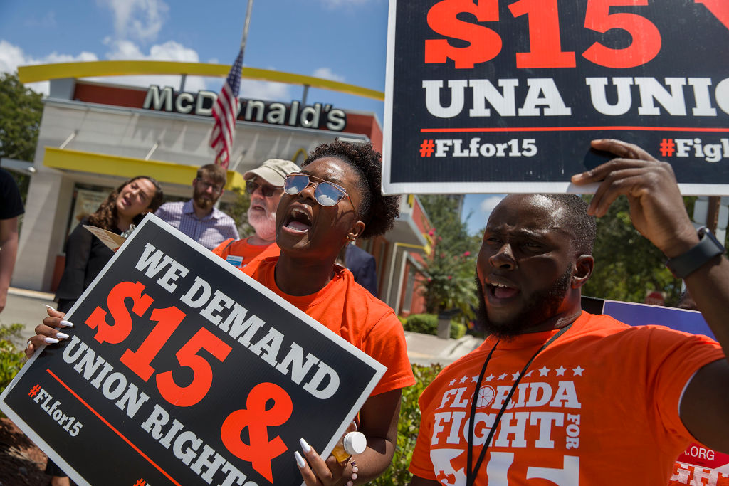 A third of Louisiana workers would benefit from $15 minimum wage increase, report says