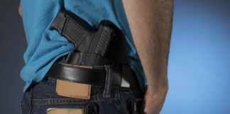 Concealed carry without a permit in Louisiana