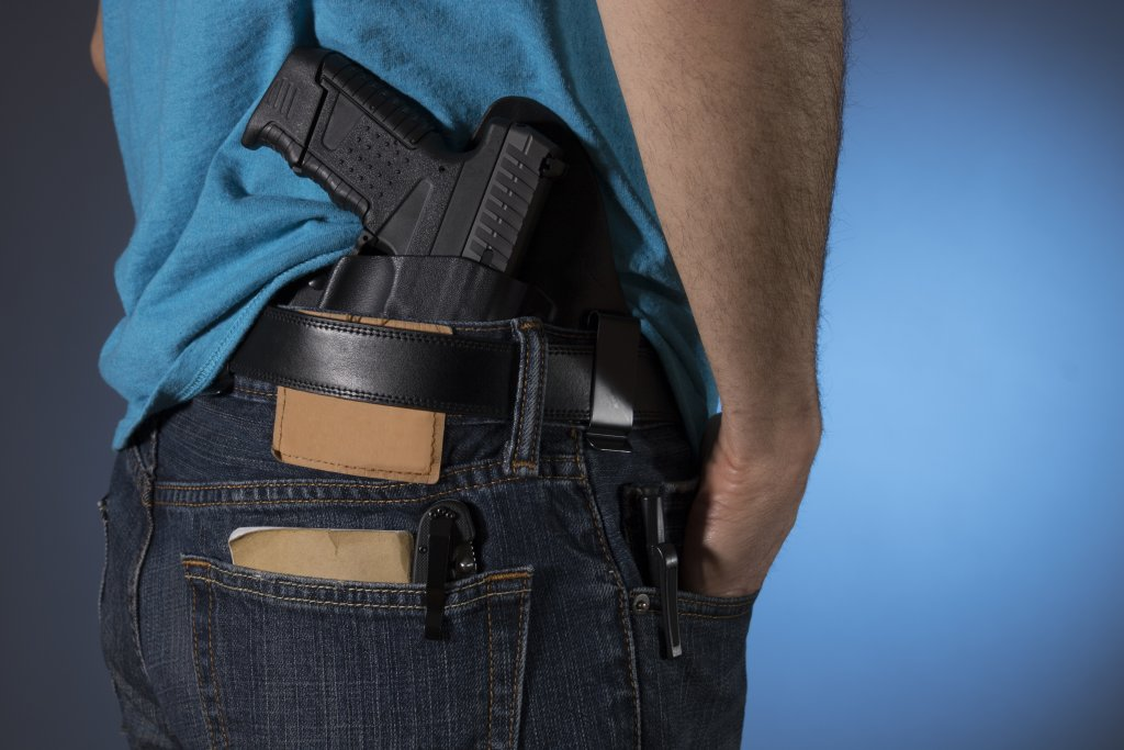 Concealed carry permits might no longer be needed in Louisiana