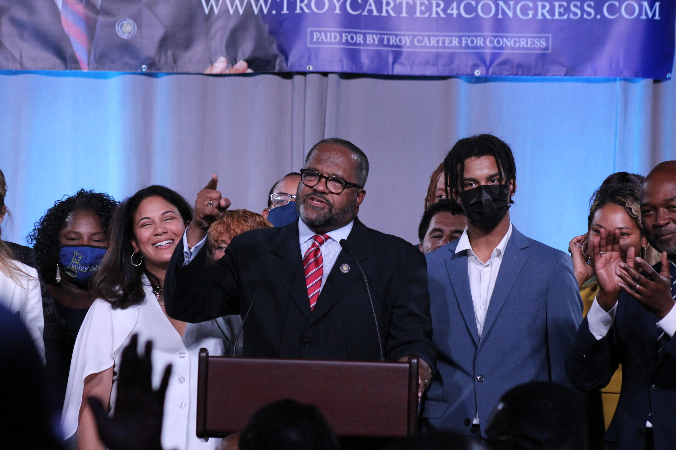 Troy Carter elected to U.S. Congress