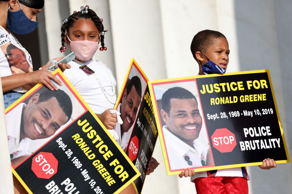 Where were the 'good' police when Ronald Greene was being brutalized?   Jarvis DeBerry