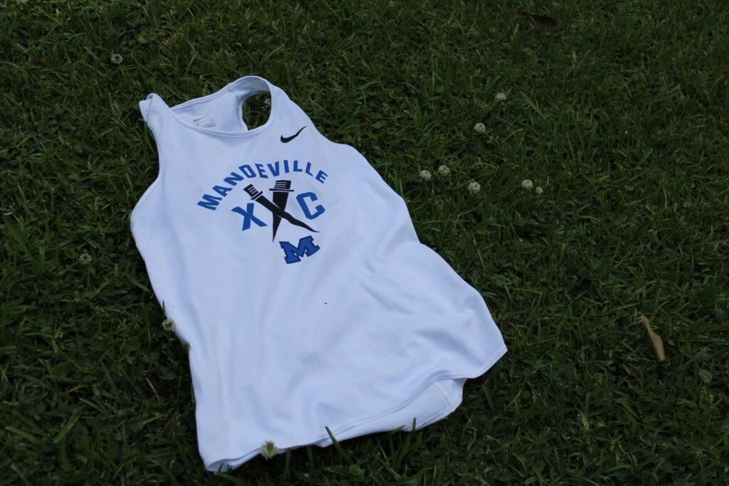 Ashton's cross country team jersey