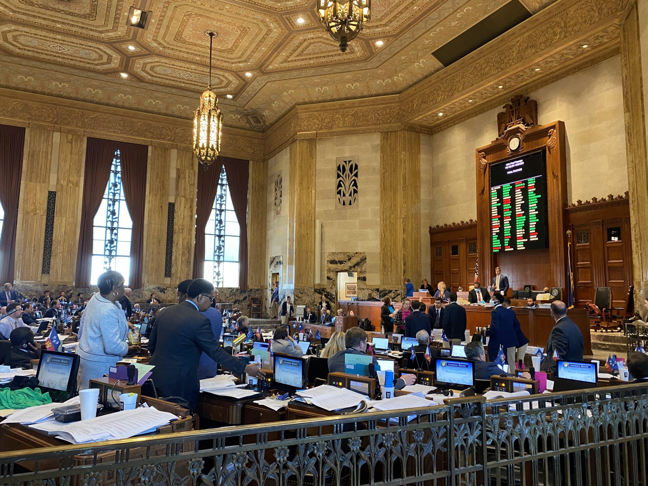 Louisiana Legislature's education bills will have an impact from K-college