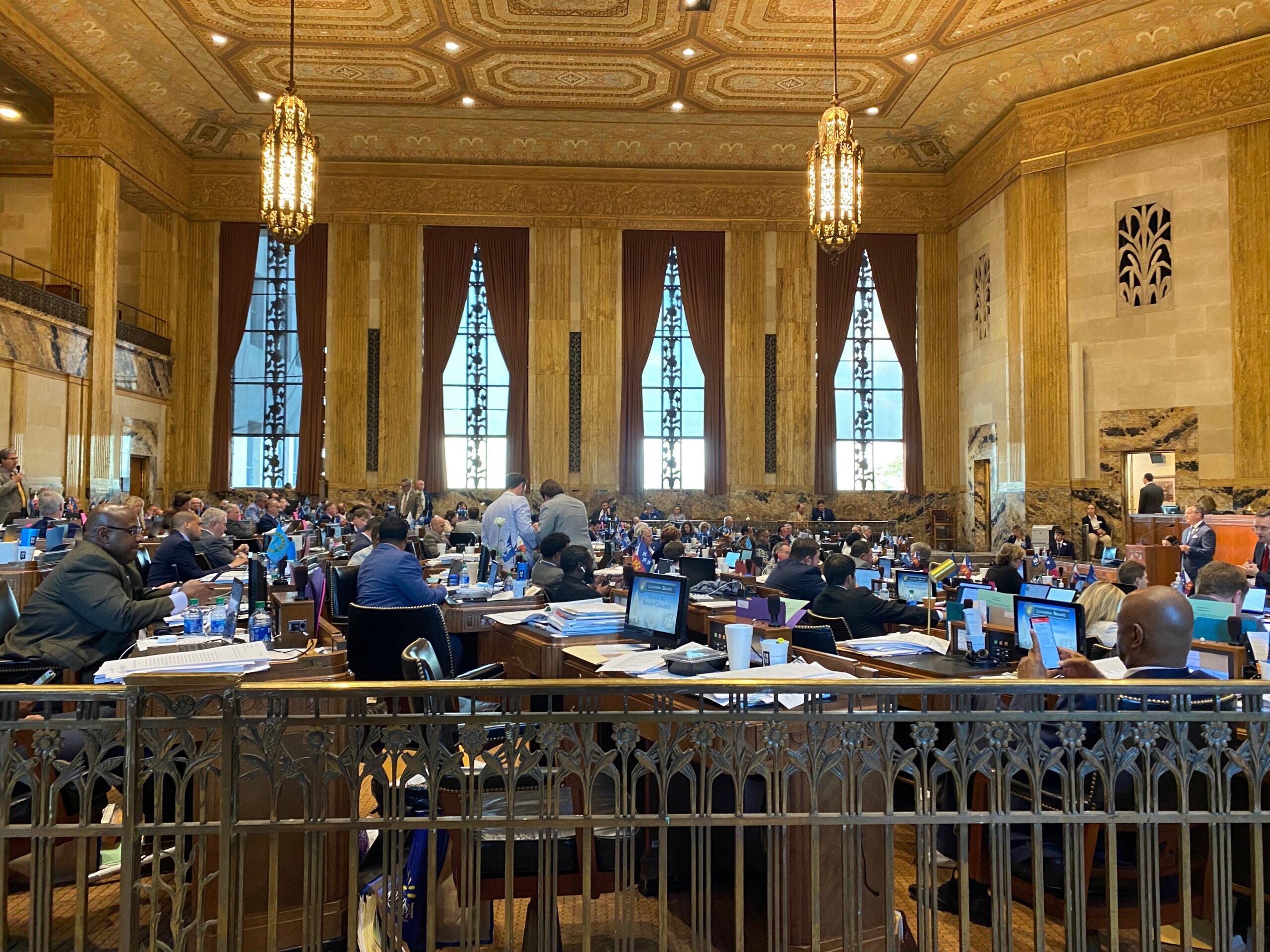 'Groundbreaking legislation' setting rules for custody of foster children passes Louisiana House
