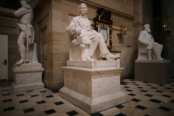 U.S. House votes to scuttle statues of Confederate leaders, bust of Dred Scott author