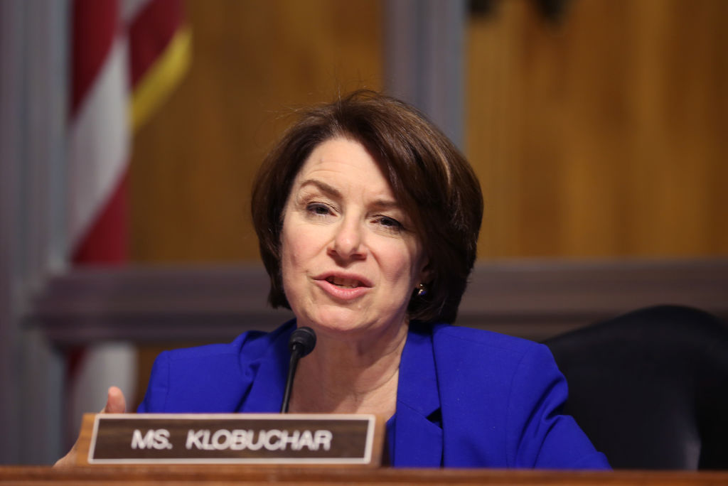 Klobuchar: Senate Dems 'very close' to a deal on revised voting rights bill