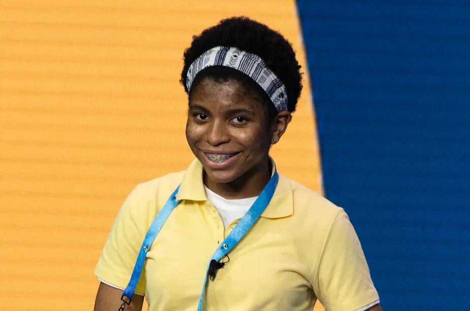 Zaila Avant-garde – 2021 Scripps National Spelling Bee champ – stands where Black children were once keptout | Shalini Shankar