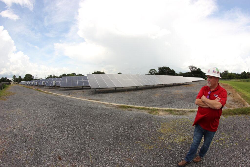 Solar jobs want Louisiana, but the feeling isn't mutual