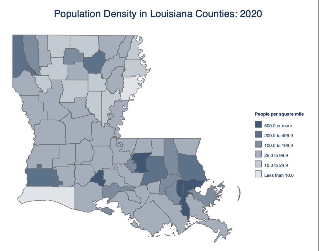 Louisiana turns to redrawing political maps