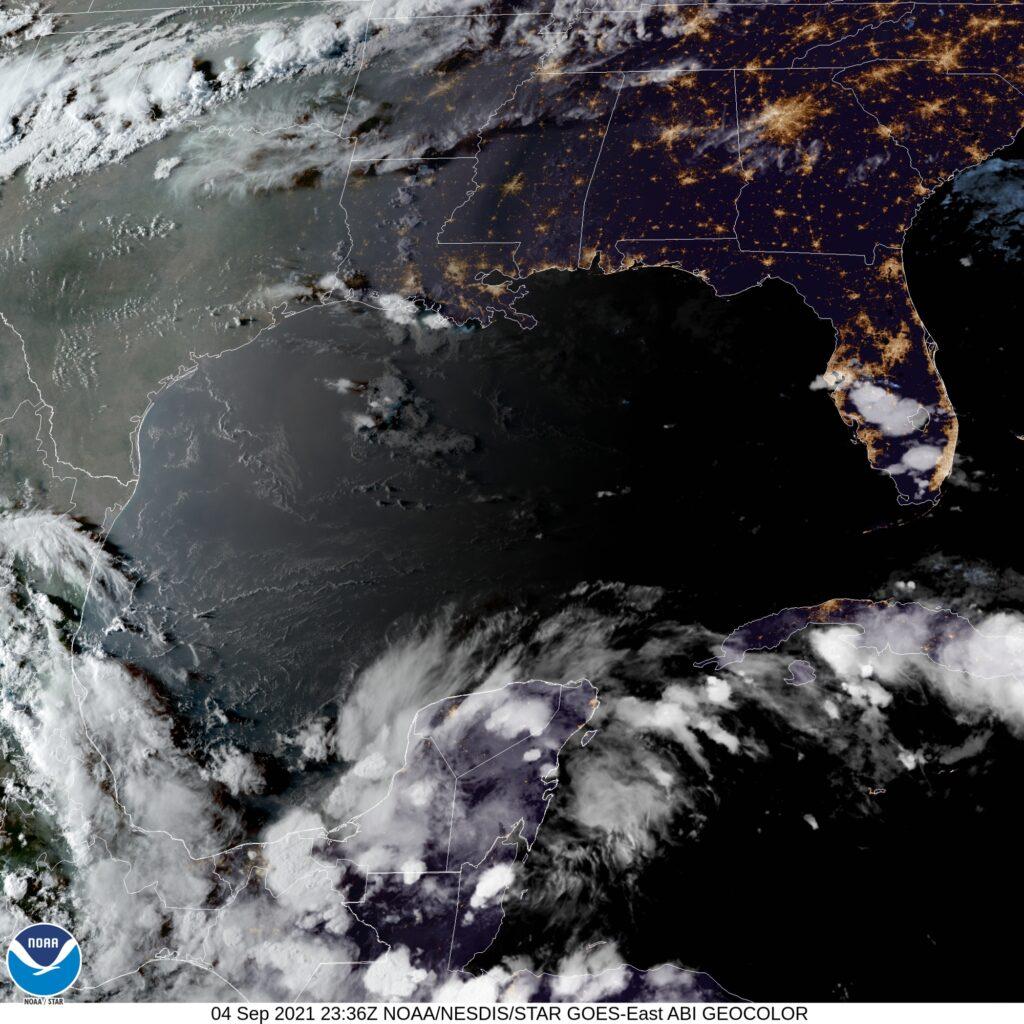 Louisiana tracks new tropical system while still reeling from Ida
