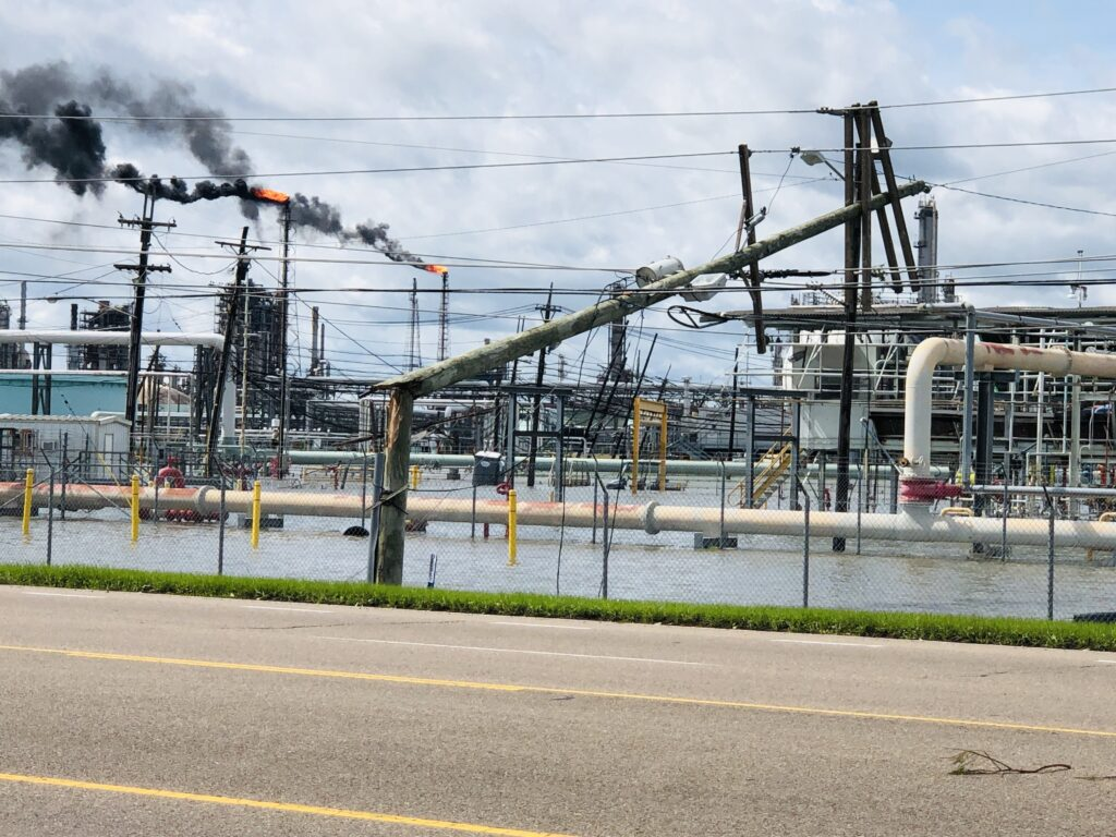 Shell's Norco refinery releases 'elevated emissions' due to Hurricane Ida