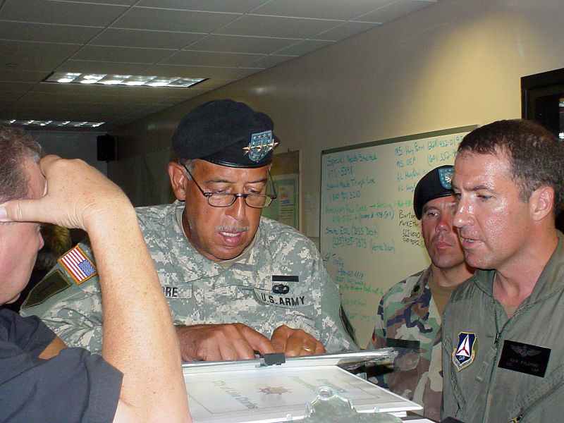 Gen. Honoré to demand oil companies pay for neglected infrastructure